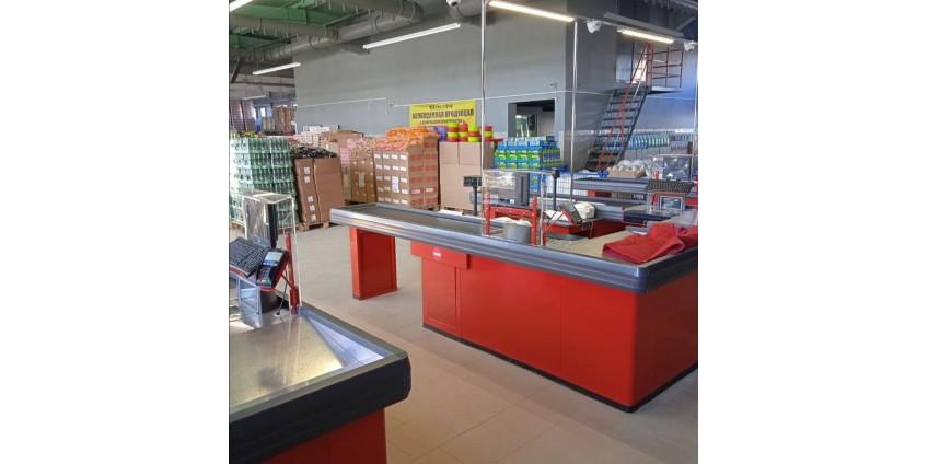 Открытие магазина Светофор в Гродно